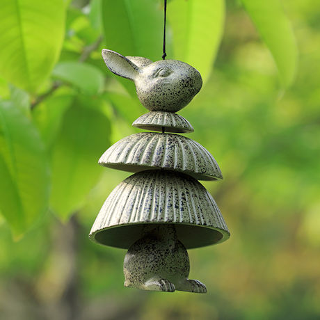 Rabbit Wind Chime
