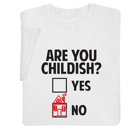 Childish Shirts
