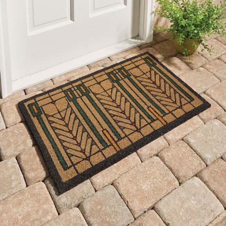 Frank Lloyd Wright® Tree of Life Doormat