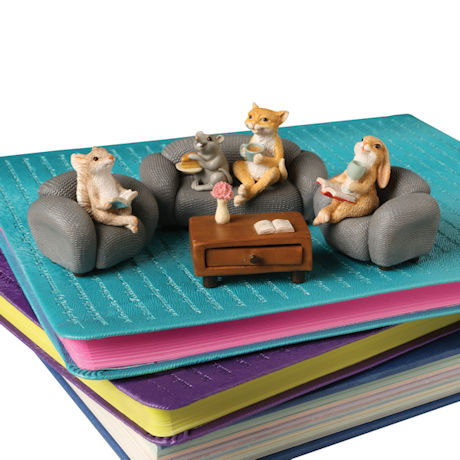 Rabbit and Friends Book Club Set