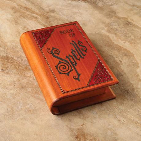 Book of Spells Puzzle Box