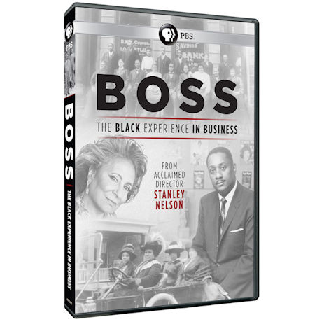 Boss: The Black Experience in Business DVD