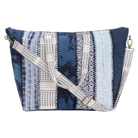 Your Journey Indigo Weekender Bag