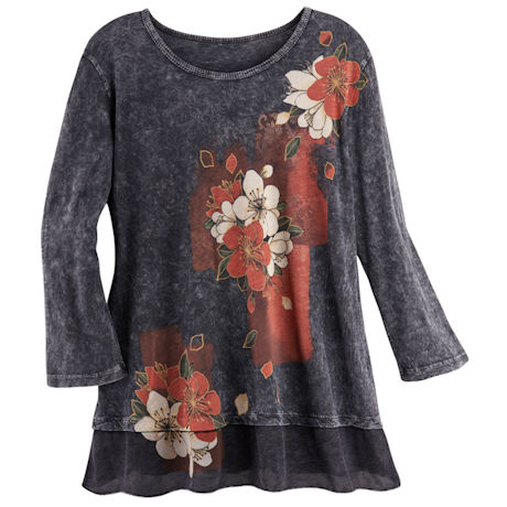 Spring Blossoms Tunic