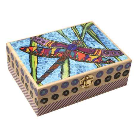 Dragonflies Trinket Box