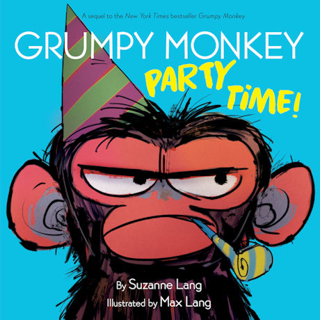 Grumpy Monkey: Party Time