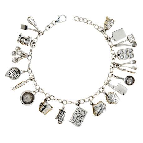 Cook Charm Bracelet