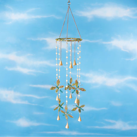 Dragonflies Wind Chime