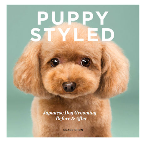Puppy Styled Book