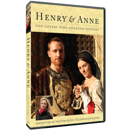 Henry and Anne: The Lovers Who Changed History DVD