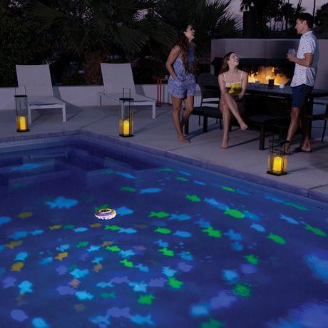 Aquarium Floating Pool Light
