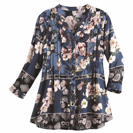 Apple Blossom Pajamas