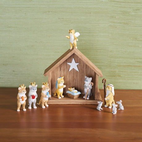Cats Christmas Pageant