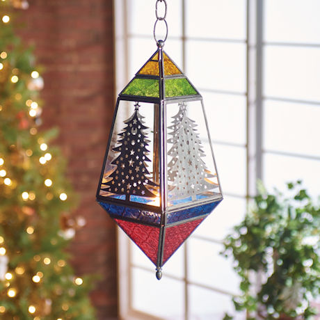 Moroccan Christmas Hanging Lantern