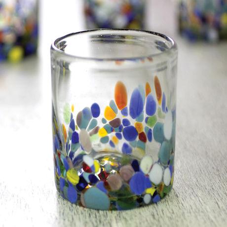 Confetti Glasses Set