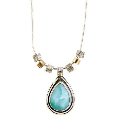 Larimar Jewelry - Necklace