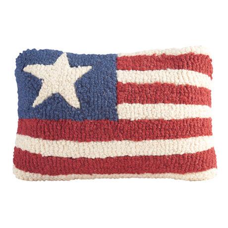 Seasonal Wool Accent Pillows