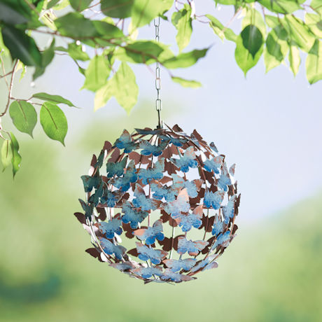 Hanging Butterflies Sphere