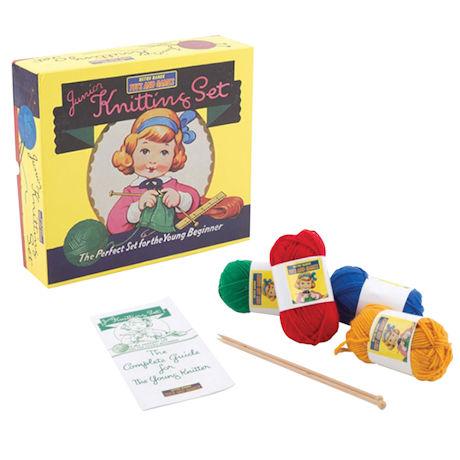 Retro Knitting Sets
