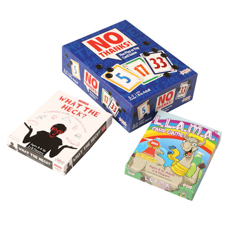 Germany's Greatest Card Games  - Set of 3 Games