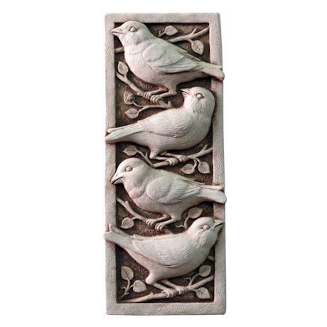 Songbirds Plaque