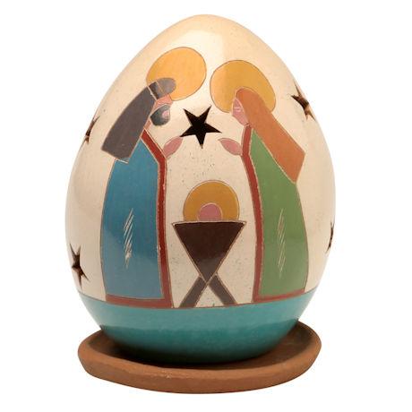 Two-Piece Nativity Luminary