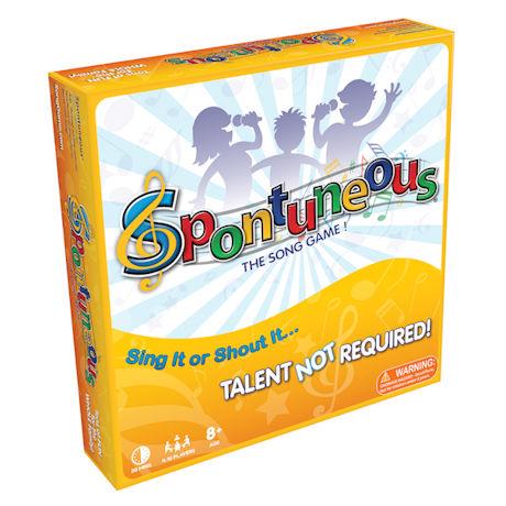 Spontuneous Game