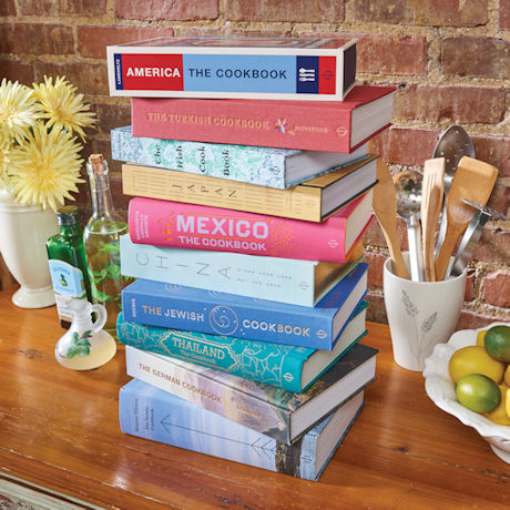 Phaidon World Cookbooks
