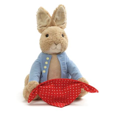 Animated Peek-a-Boo Peter Rabbit