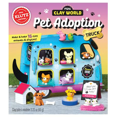Pet Adoption Truck Kit