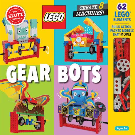LEGO® Gear Bots Kit