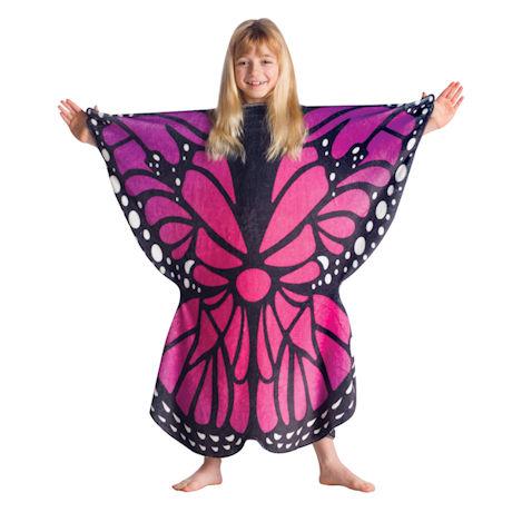 Wearable Butterfly Blanket