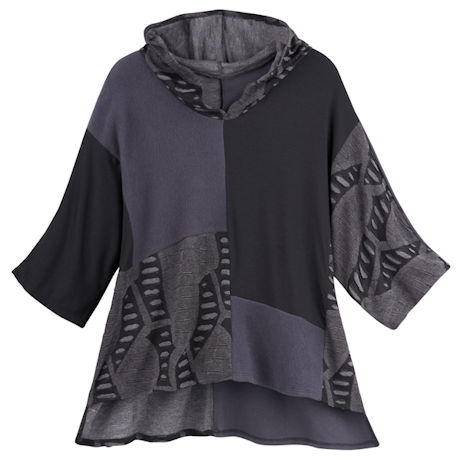 Shades Hooded Tunic