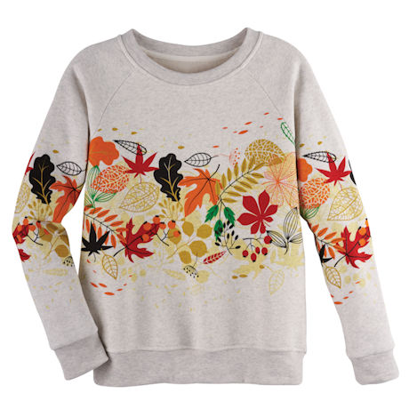 Fall Foliage Sweatshirt