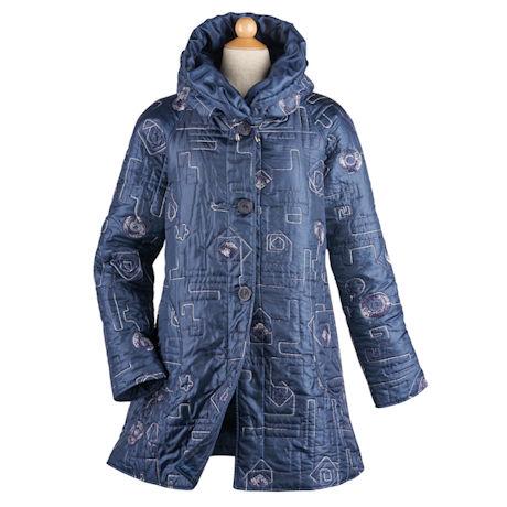 Reversible Soho Walking Coat
