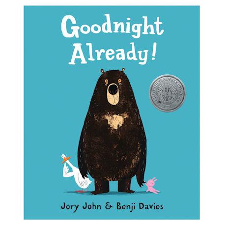 Goodnight Already Book