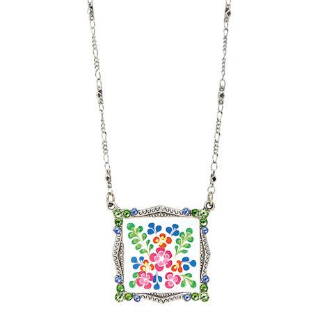 Jill's Garden Necklace