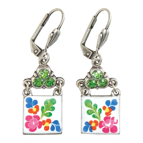 Jill's Garden Earrings