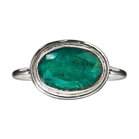 Royal Emerald Ring