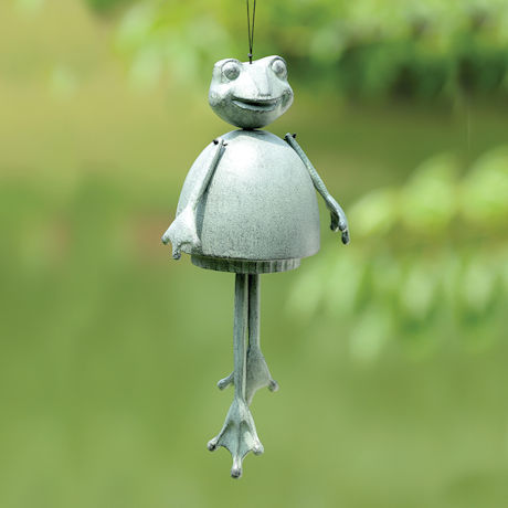 Silly Frog Wind Chime
