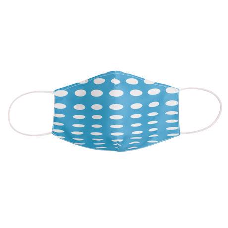 Washable Polka Dot Reusable Face Masks Set of 5