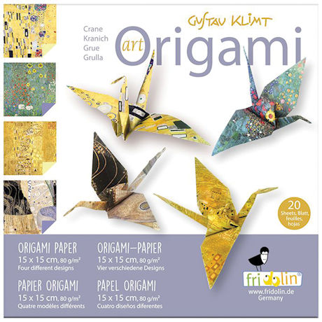 Fine Art Origami Paper Collection