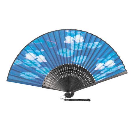 Fine Art Hand Fan