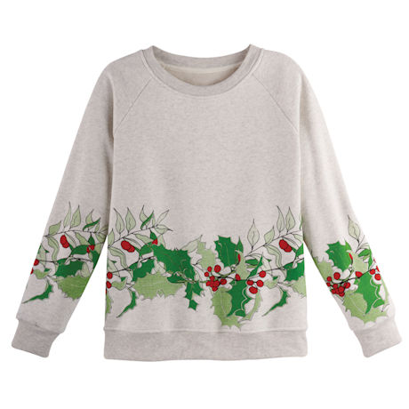 Happy Holly Days Sweatshirt