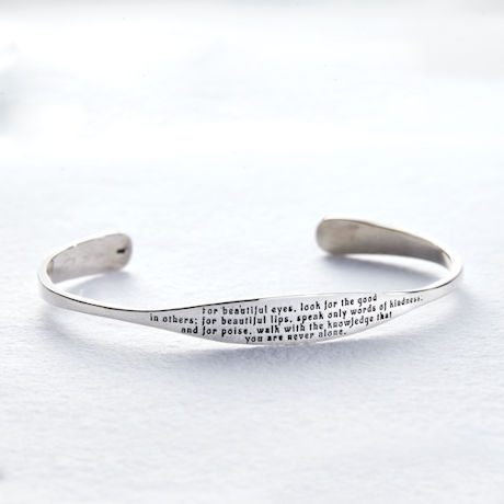 Audrey Hepburn Cuff Bracelet