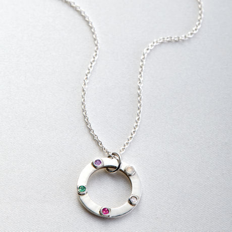 Jeweled Dream Necklace