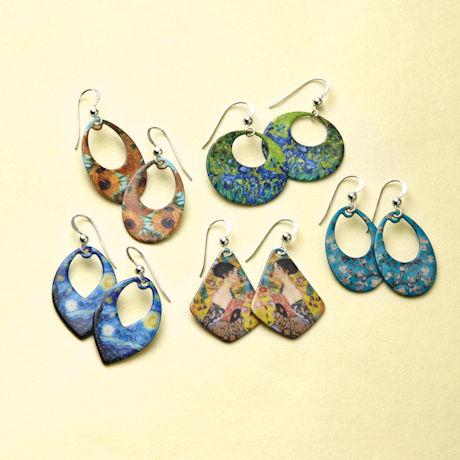 Fine Art Earrings