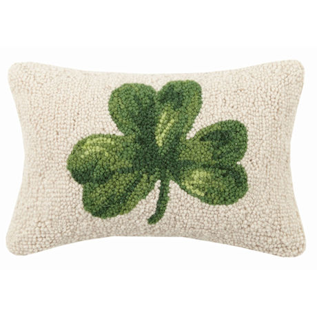 Wool Seasonal Accent Pillows