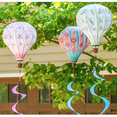 Balloon Garden Spinner