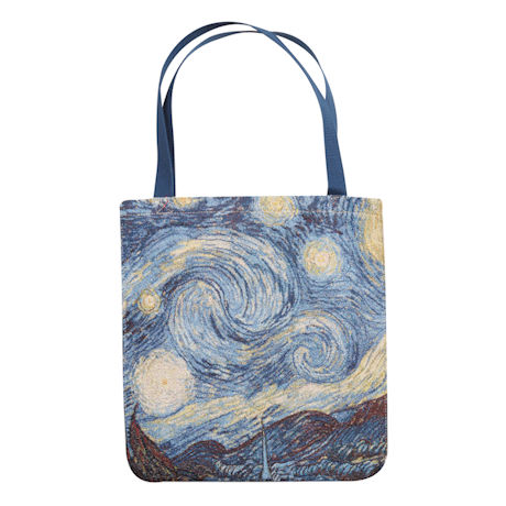 Fine Art Tapestry Totes